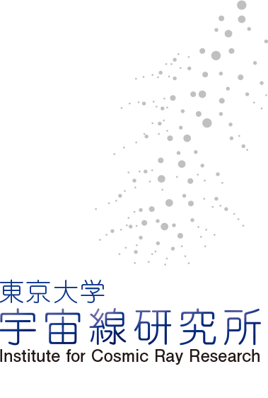 Institute For Cosmic Ray Research<br>University Of Tokyo
