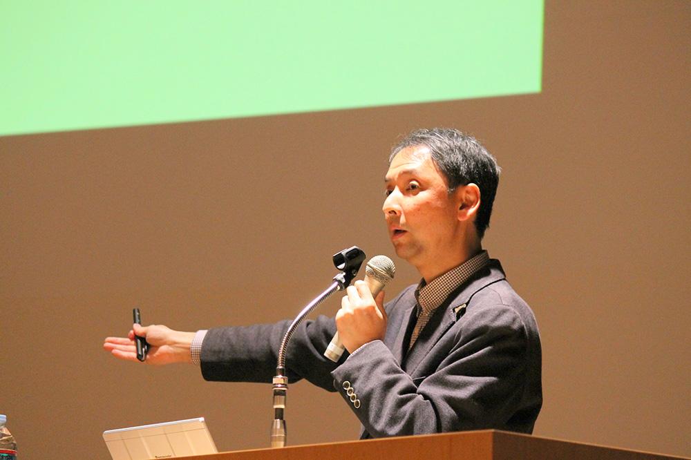 138億年の宇宙の歴史を概観する菅井特任准教授