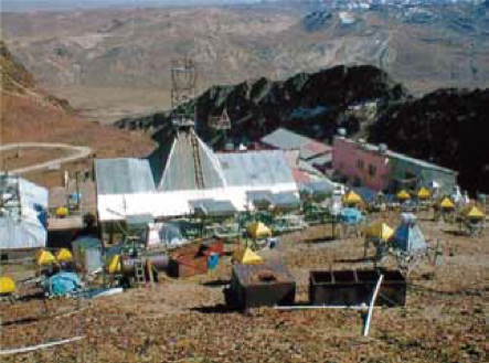 Chacaltaya Observatory