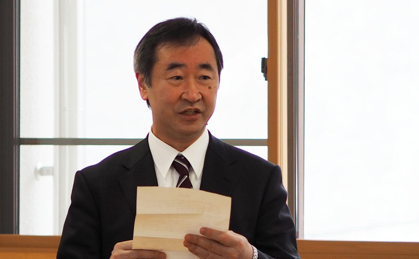 神岡町北部会館の全館を改修し、KAGRAの研究スペースとして拡張