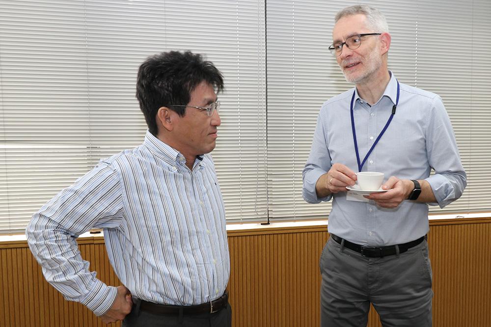 【トピックス】東京大学宇宙線研究所 外部評価委員会2019を開催