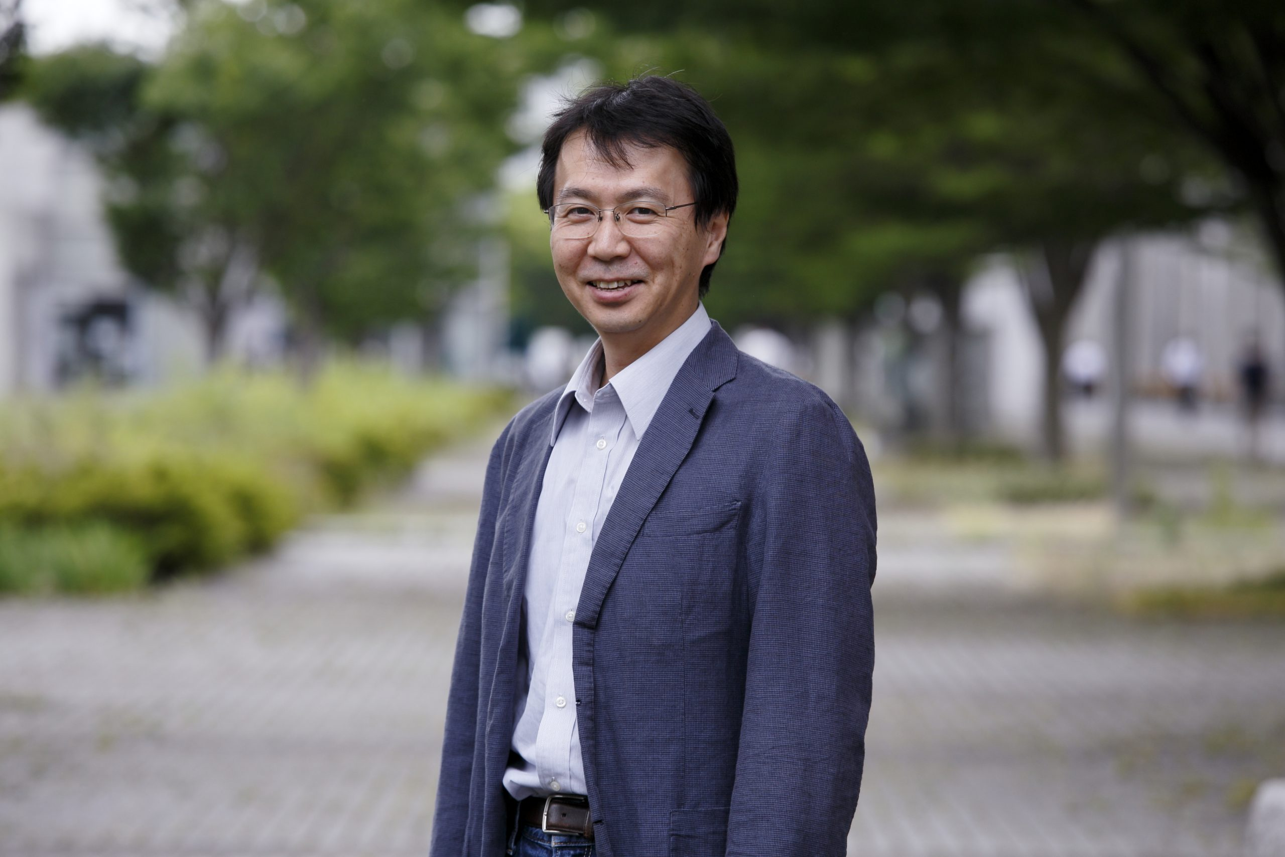 Hideyuki TAGOSHI